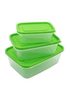 Контейнер пищевой TEMZA SG0119072, SG0119072, Пищевой пластик