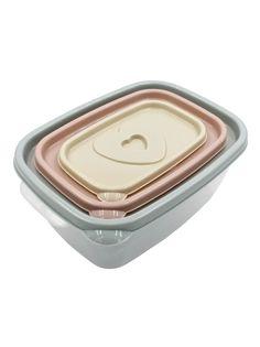 Контейнер пищевой TEMZA SG0119048, SG0119048, Пищевой пластик