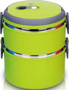 Контейнер пищевой Bekker, BK-4368, светло-зеленый, 2 шт