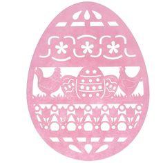 "Салфетка Home Queen ""Веселый праздник"", цвет: розовый, 25 х 33 х 0,2 см"