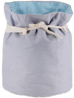 """Мешок Apollo """"Хлебница"""", цвет: фиолетовый, голубой, 18 х 22 см"""