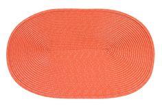 """Салфетка столовая EL Casa """"Коралловое плетение"""", 171810, коралловый"""