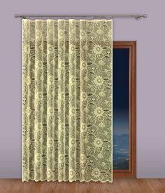 """Тюль """"P Primavera Firany"""", на ленте, цвет: кремовый, высота 270 см, ширина 400 см. 1110307"""
