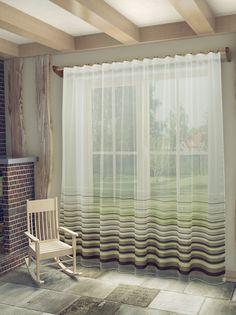 """Тюль Sanpa Home Collection """"Кейтлин"""", HPO1467/104/1E Кейтлин, бежево-коричневый, бежево-коричневый, (300*260)"""