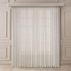 Тюль ТД Текстиль Сомюр, 11610, молочный, 270 х 300 см