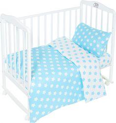Комплект постельного белья Sweet Baby Stelle, 411955, бирюзовый, 3 предмета