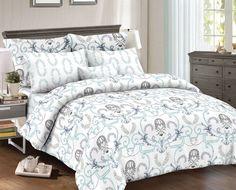 Комплект постельного белья Seta Grande Balloon, 019811297, белый, 1.5 спальный