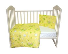 Комплект одеяло 110х140 см. + подушка 40х60 см., Soft Story Мишки в гамаке