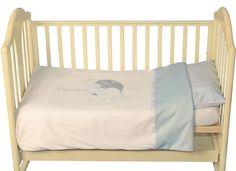 Комплект белья для новорожденных Комплект постельного белья, голубой ПАПИТТО