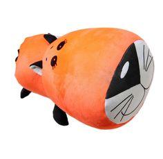 Подушка-валик антистрессовый Валотап. Кот, оранжевый