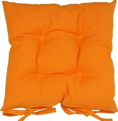 "Подушка на стул Altali ""Оранж"", оранжевый"