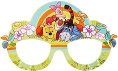 Disney Очки карнавальные детские Медвежонок Винни и друзья