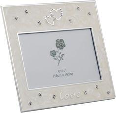 "Фоторамка Platinum ""Love"", 10 х 15 см. PF1417-4"