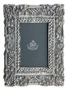 "Фоторамка ""Silver frame"", 7,5 х 10 см. 105911 Chinelli"