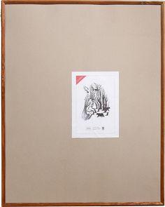 Фоторамка Zebra №17, 4194654, 70 х 90 см