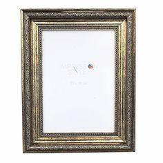 Золотая рамка классического стиля 13х18