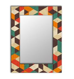 Зеркало интерьерное Дом Корлеоне Зеркало настенное Брандо 55 х 55 см