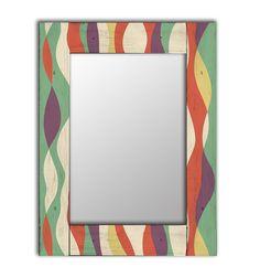 Зеркало интерьерное Дом Корлеоне Зеркало настенное Луара 80 х 80 см