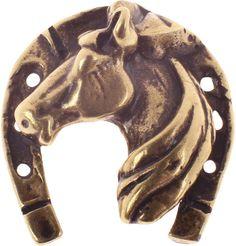 Денежный сувенир Miland Счастливая подкова, Т-6988, золотой