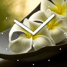 """Часы настенные Innova """"Цветы"""", 30 х 30 см. W09665"""