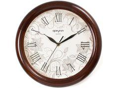 Настенные часы APEYRON electrics WD 1.95, темно-коричневый