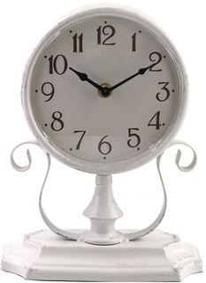 """Часы настольные """"Miralight"""", цвет: серый. ML-5121"""