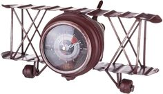 Настольные часы Lefard Самолет, 799-118, 25 х 20 х 12 см