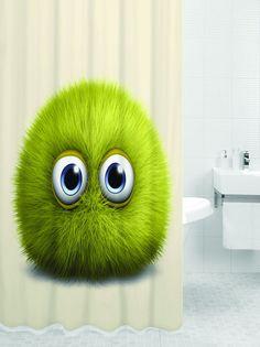 Штора для ванной BATH PLUS LOVELY ELF, бежевый
