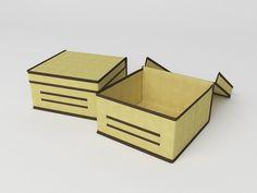 Кофр для хранения Камея, ch1431, 30 х 30 х 17 см