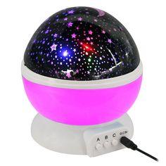 Проектор MARKETHOT Z03083, розовый