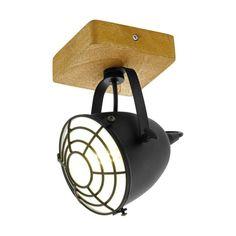 Настенно-потолочный светильник Eglo 49076, коричневый