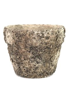Кашпо/горшок RICH LINE Home Decor Серый агат, 764886, серый