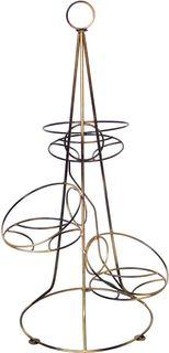 """Подставка для цветов Engard """"Конус-3"""", 35 х 35 х 71 см"""