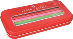"""Набор цветных карандашей Faber-Castell """"Jumbo Grip Океан"""", 22 предмета, подарочный"""