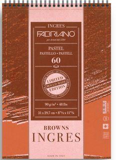 Fabriano Альбом для пастели Ingres 60 листов формат A4 65212972