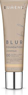 Lumene Blur SPF 15 Преображающий тональный крем № 00, 30 мл