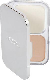 """LOreal Paris Минеральная пудра для лица """"Alliance Perfect"""", улучшающая состояние кожи, оттенок 3D, Светло-бежевый золотистый, 10 гр"""