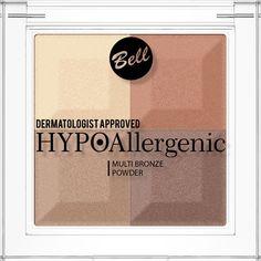 Bell Hypoallergenic Пудра с бронзирующим и осветляющим эффектом Multi Bronze Powder, Тон №03