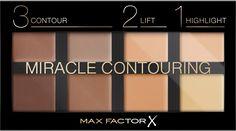 Max Factor Универсальная палетка средств для контуринга из 8 оттенков Miracle Contouring, тон №10