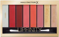 Палетка для губ Max Factor Lipfinity, тон № 04 reds