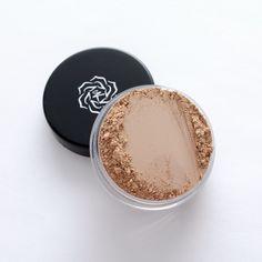 Основа под макияж KRISTALL MINERALS cosmetics матовая ND2 (цвет тёмный натуральный), минеральная косметика, в пластиковой баночке, 8 г.