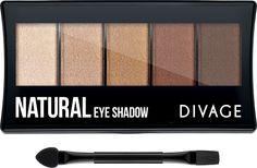 Divage Палетка Теней Для Век Palettes Eye Shadow - Тон Natural
