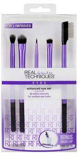 Real Techniques Набор для макияжа глаз Enhanced Eye Set