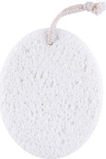 QVS Большой очищающий спонж для лица со шнуром. 82-10-1707