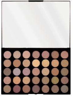 Makeup Revolution Палетка теней Pro Hd Palette Amplified 35 Commitment