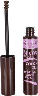 Моделирующий гель для бровей Ninelle Brow Make-Up, №02, 17 мл