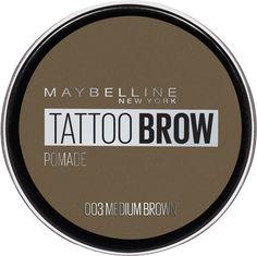 Помада для бровей Maybelline New York Brow Pomade, оттенок 03, Коричневый, 3,5 г