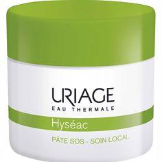 Uriage Паста для кожи SOS-Уход Hyseac, 15 г