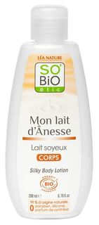 Бальзам для ухода за кожей SO'BIO etic Легкое молочко для тела