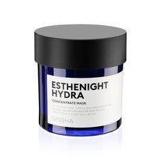 Концентрированная ночная маска Esthenight Hydra Concentrate Mask, 70 мл Missha
